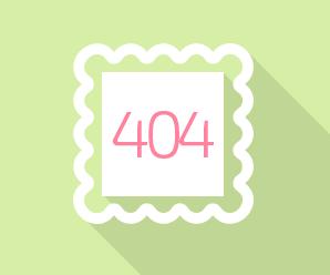дизайн и оформление 404-страницы