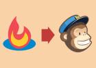 Перенос подписчиков из Feedburner в MailChimp